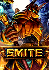 Smite which is available to play at Lava Esports.
