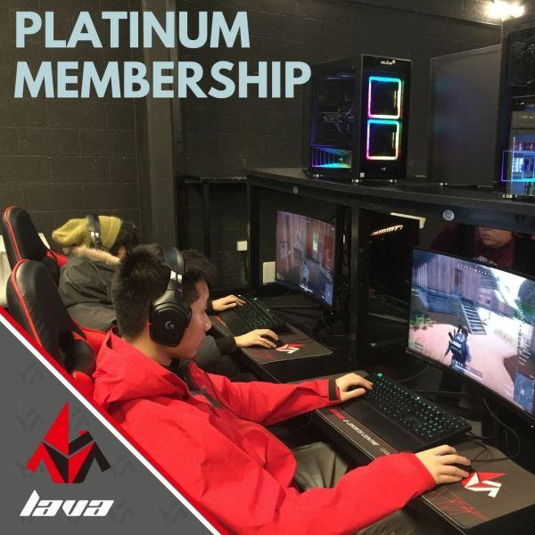 Lava Esports Platinum Membership