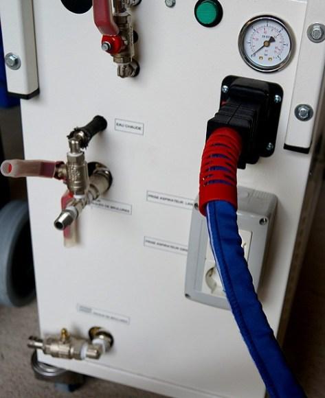 Aspirateur PRO bi-turbine 1300 watts