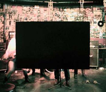 """""""Sustracción de contenido de un concierto de rock"""", de Josechu Dávila."""