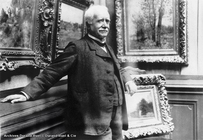 Paul Durand-Ruel, marchante de artistas impresionistas