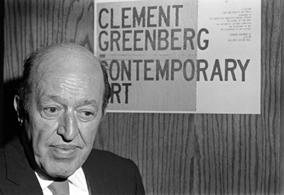 Clement Greenberg