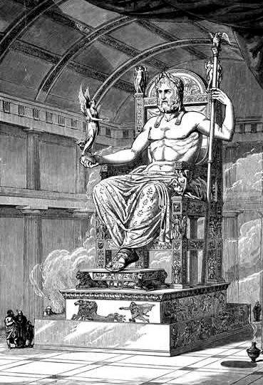 Zeus de Olimpia