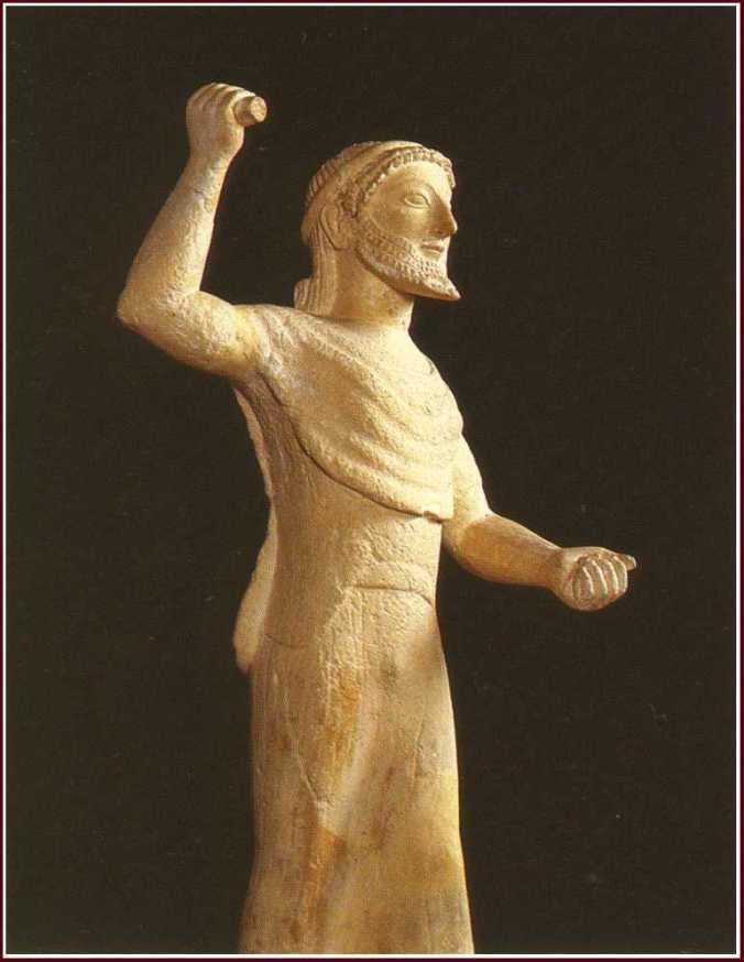 Figura de Zeus Keraunios)