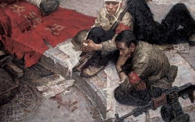 2. Historia del arte chino. La revolución cultural y el Scar Art