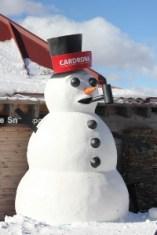 Snow puppet @ Cardrona