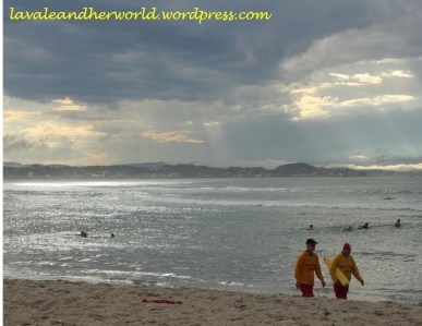 Lifeguards @ Tweed Heads (Photo Credit: lavaleandherworld.wordpress.com)