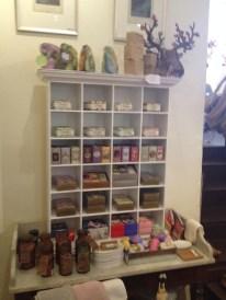 Shops in Daylesford (Photo credit: lavaleandherworld.wordpress.com)