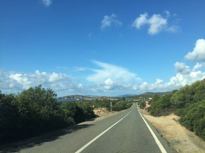 On the road, Sardegna (Photo credit: https://lavaleandherworld.wordpress.com)