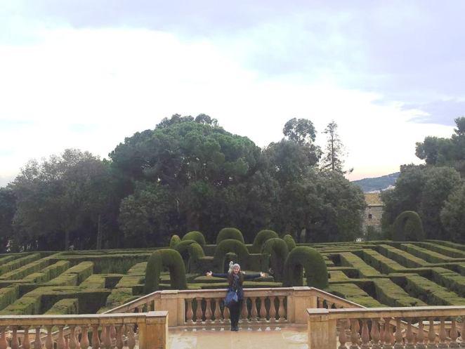 Barcellona_Parco del Labirinto