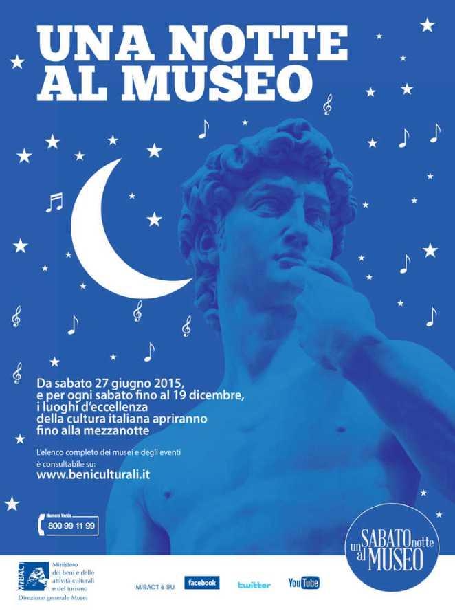 Un sabato notte al museo