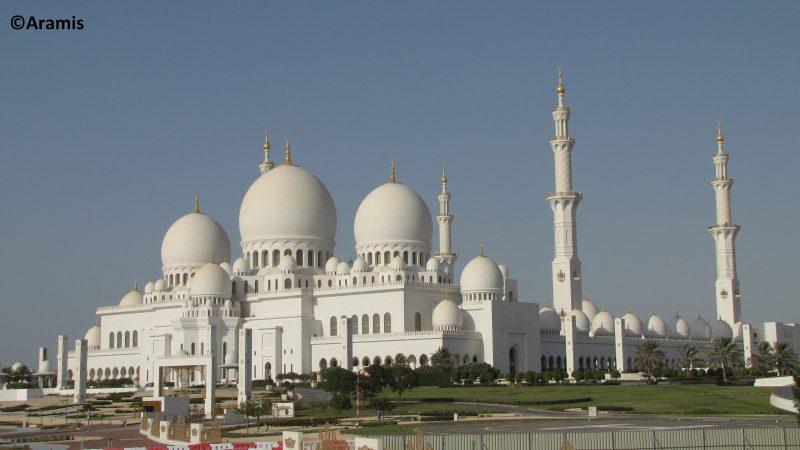 Abu Dhabi_Moschea