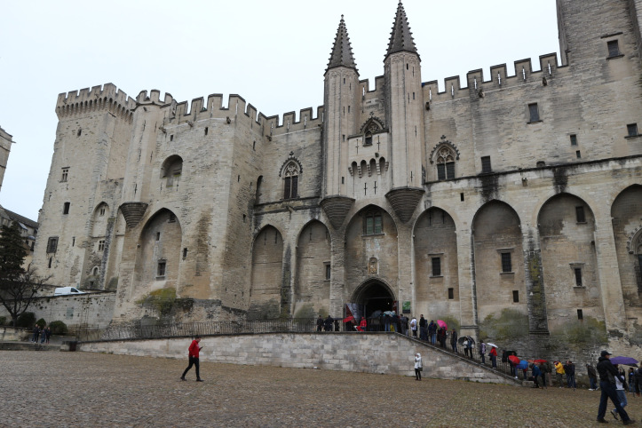 Palazzo dei Papi Avignone