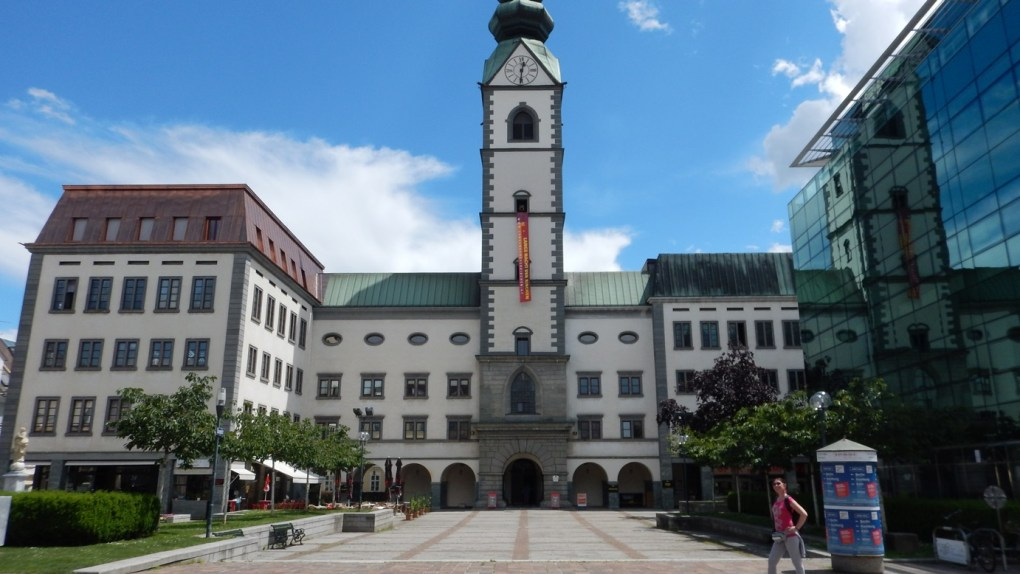 Stadtpfarrkirche Klagenfurt