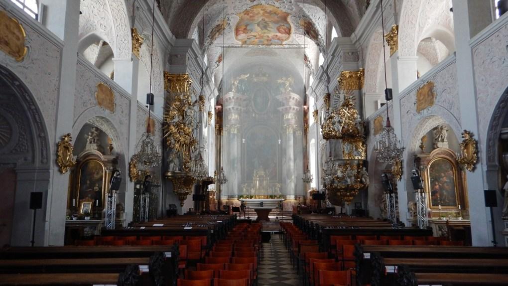 Stadtpfarrkirche Klagenfurt 2