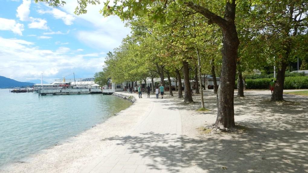 Lago Worthersee 3
