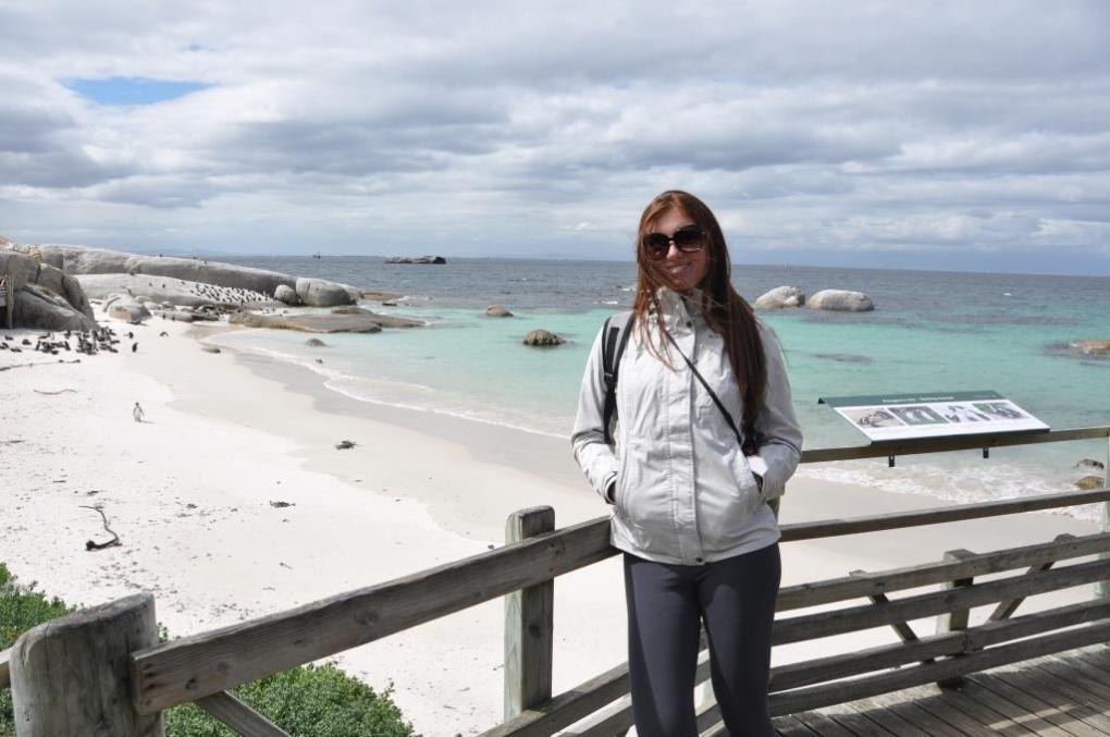 Cape Town Boulders-beach