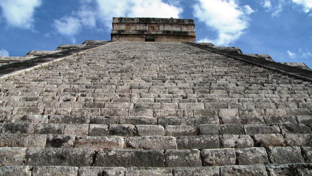 Rovine Maya in Messico