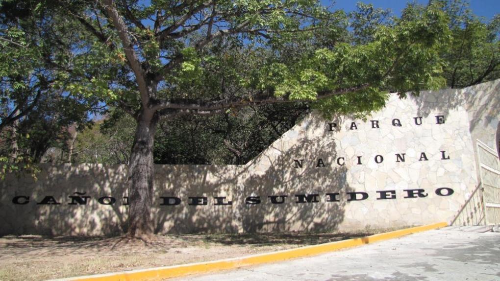 Canyon del Sumidero Parco