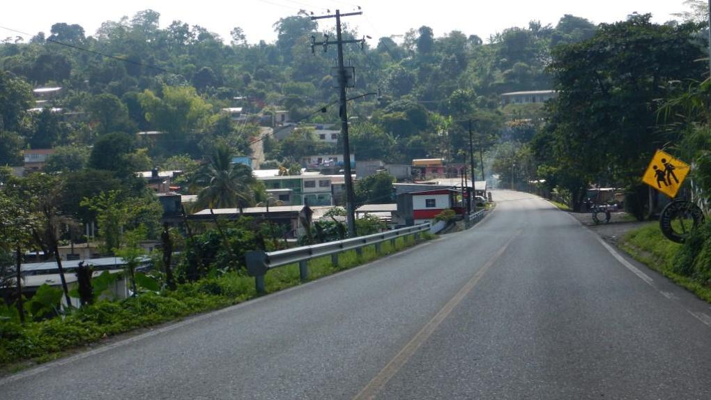 Strade Chiapas
