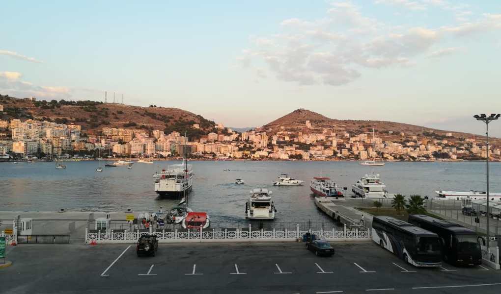 Porto di Saranda