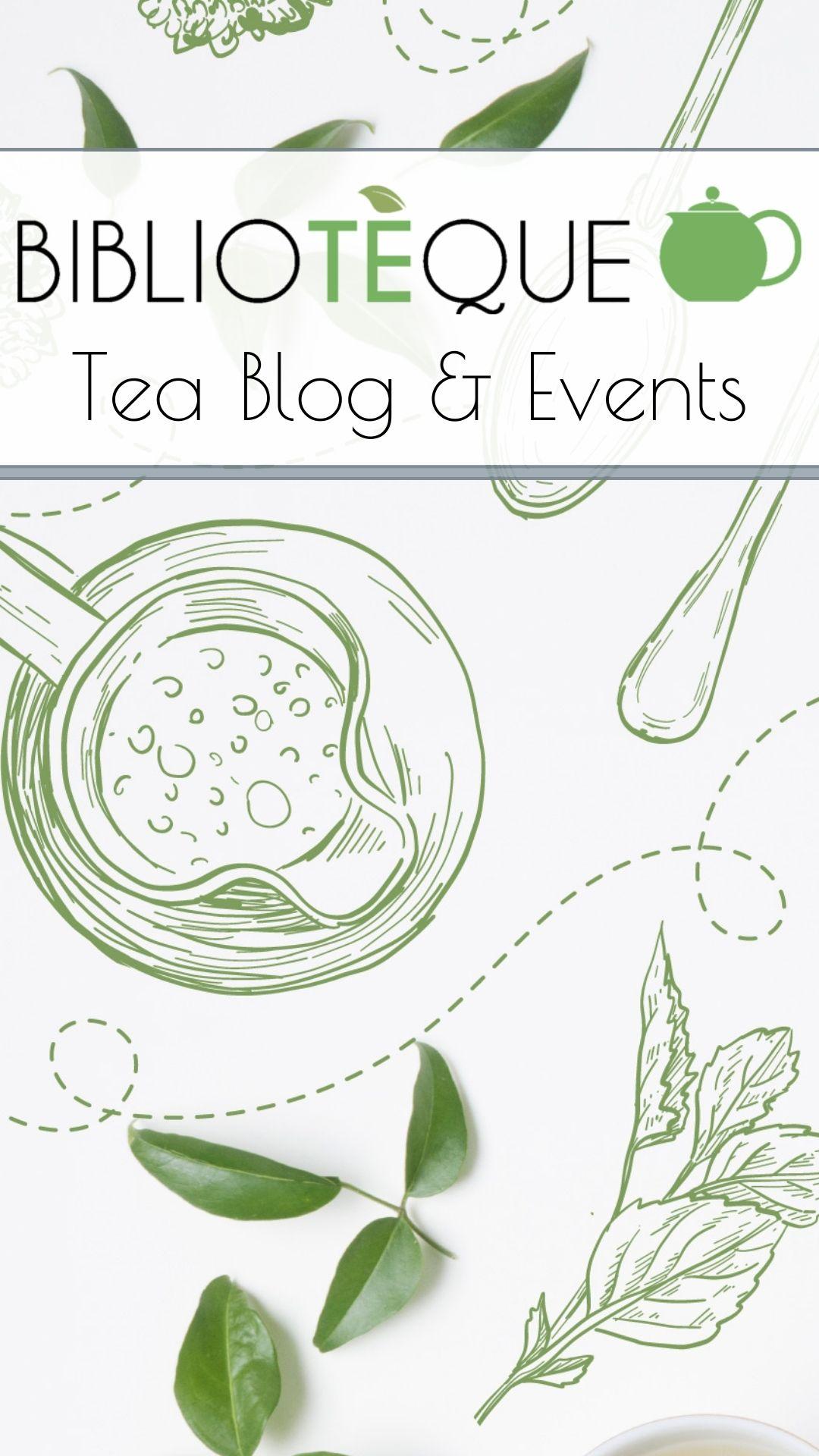 Scopri anche il mio Tea Blog