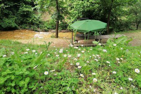 aree picnic in Campania