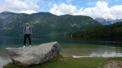 Lago Bohinj 8