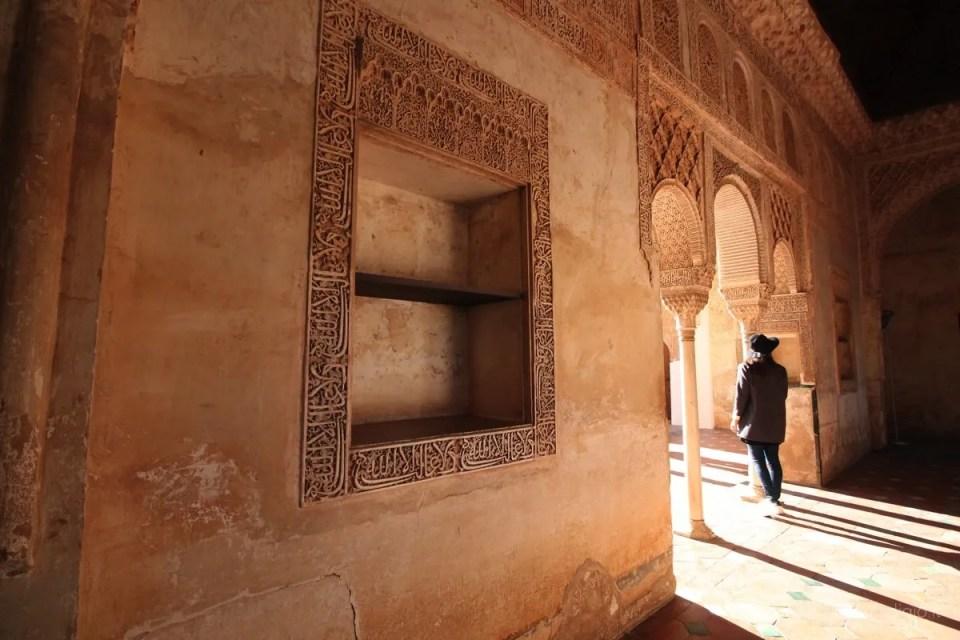 cosa fare a Granada alhambra
