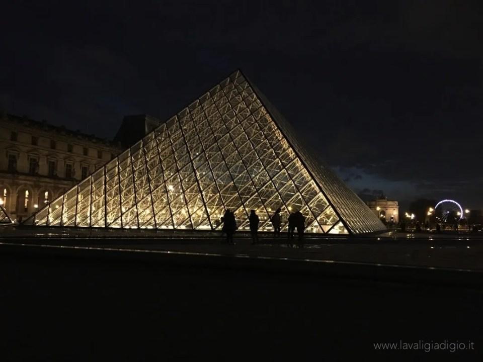 cose da fare a Parigi louvre