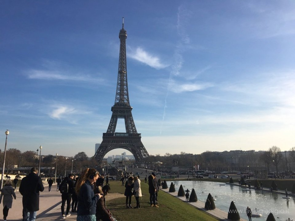 cose da fare a Parigi tour eiffel
