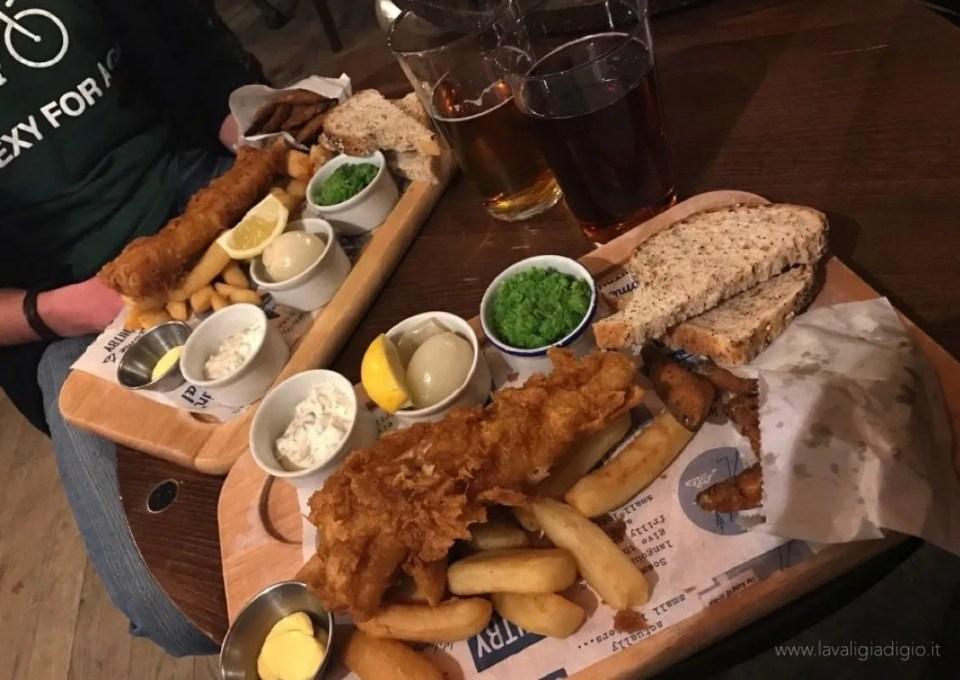 dove mangiare a nottingham