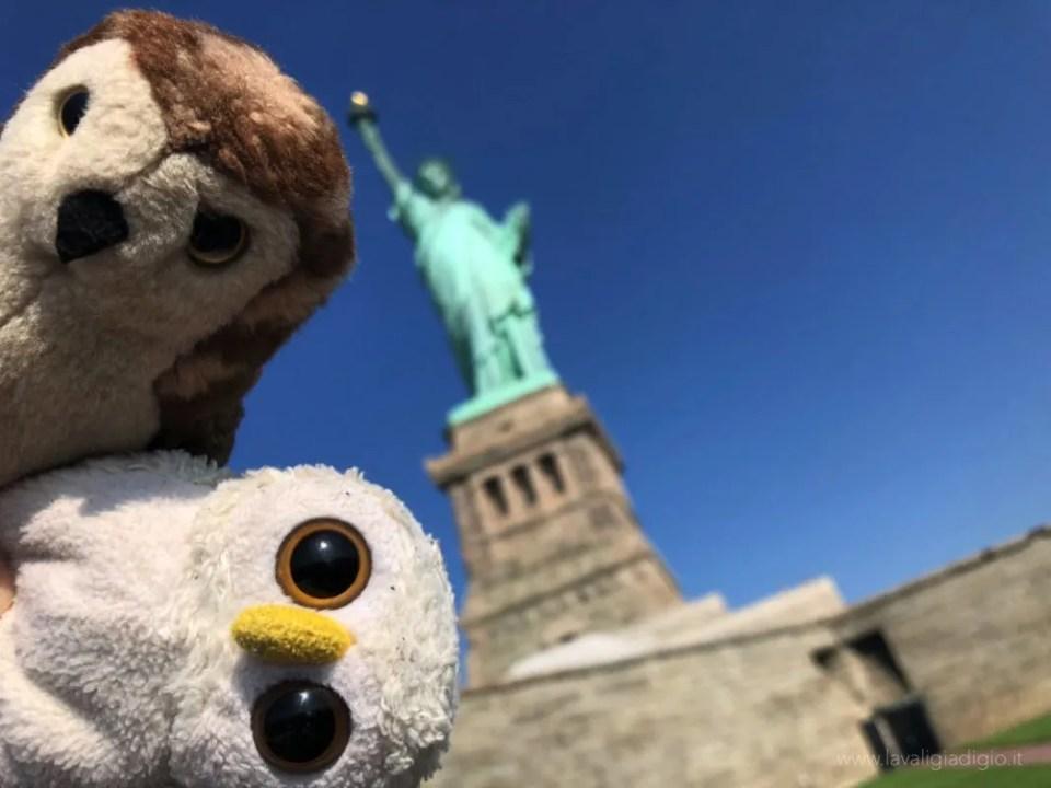 organizzare un viaggio a new york gufi
