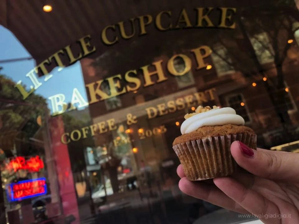dove mangiare a new york cupcake
