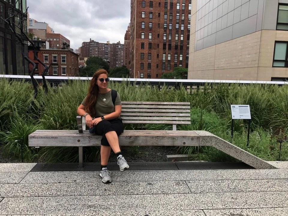 itinerario New York High Line