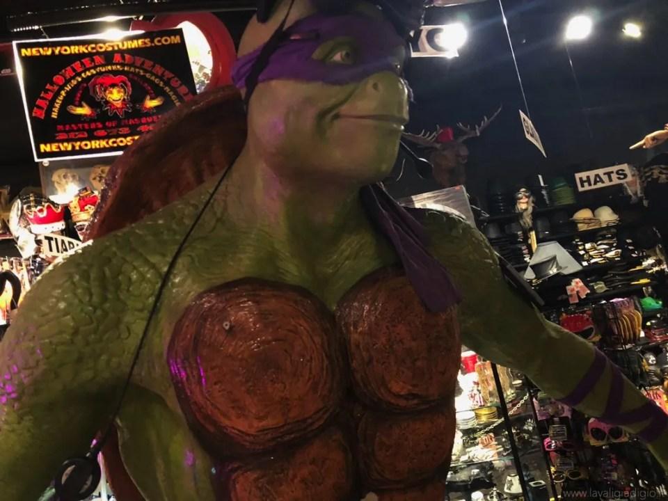 negozi nerd a new york halloween adventure shopping