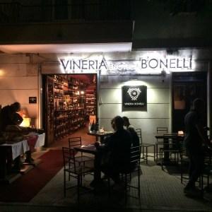 enoteche a Roma - vineria bonelli