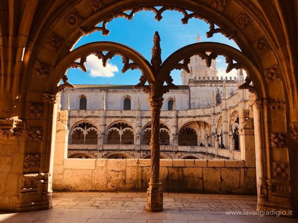 cosa vedere a Lisbona in tre giorni  mosteiro dos Jerónimos