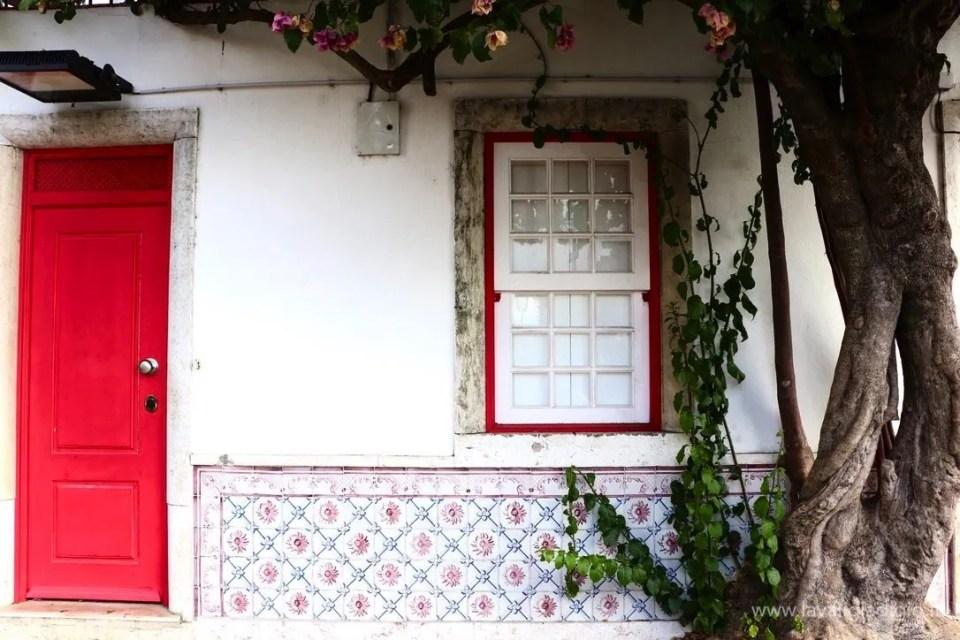 cosa vedere a Lisbona in tre giorni  Miradouro de Santa Luzia