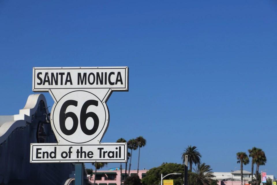 Los Angeles low cost - Santa Monica Pier