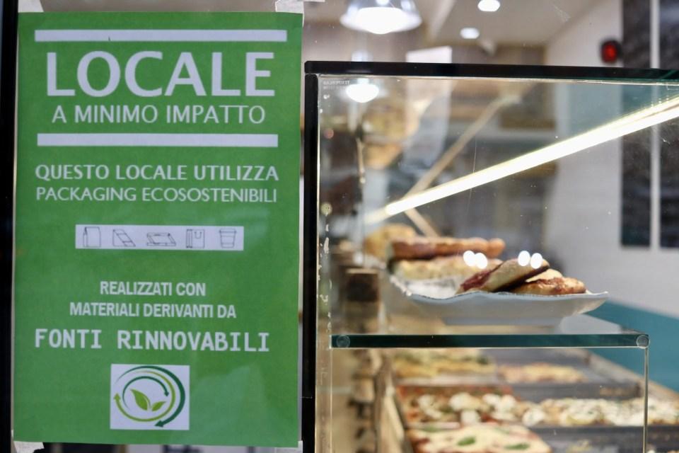 mangiare green a roma - pizzeria tredici88