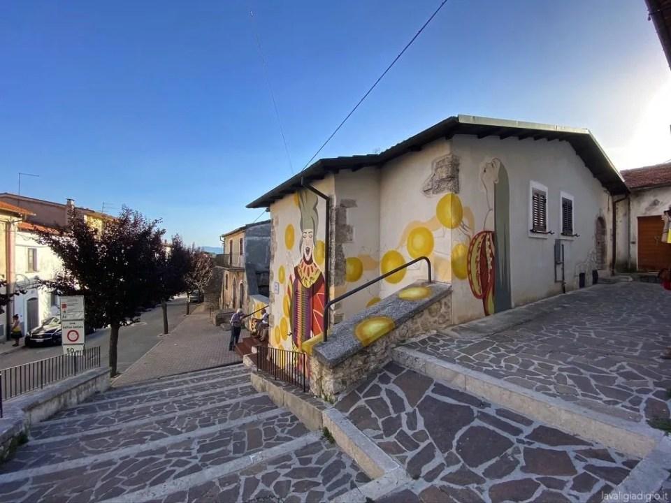 murales di Aielli Le Bis