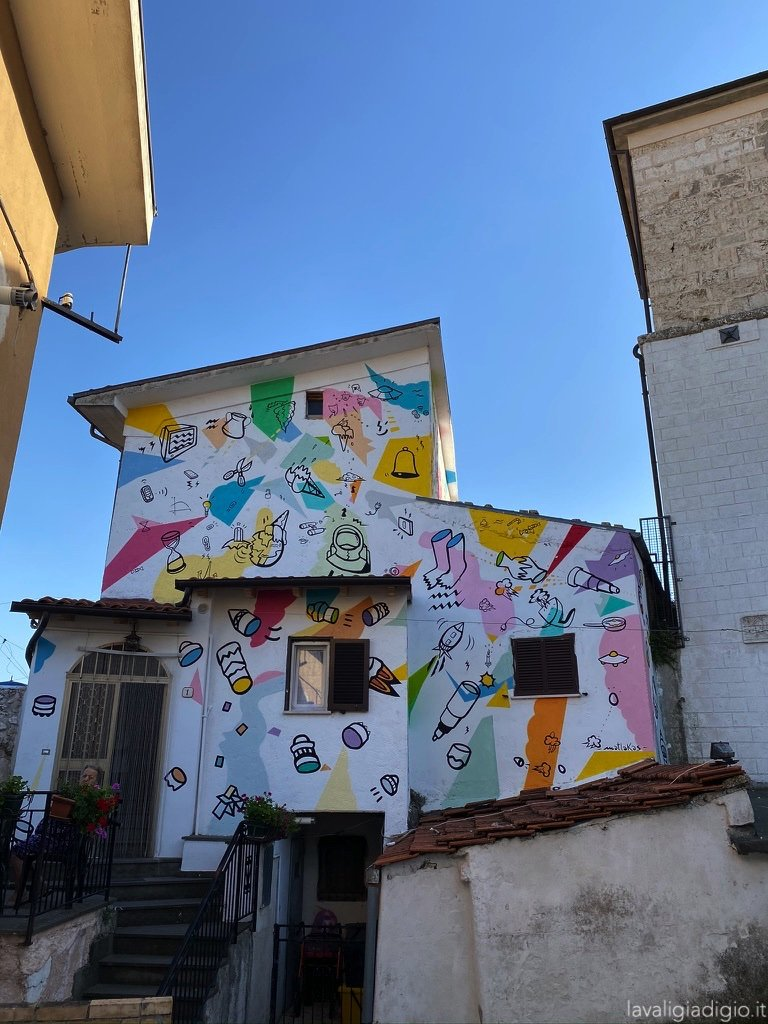 murales di Aielli - matlakas