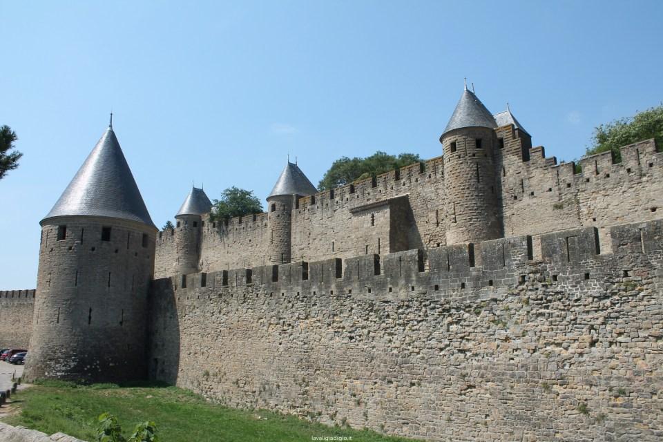 carcassonne medievale