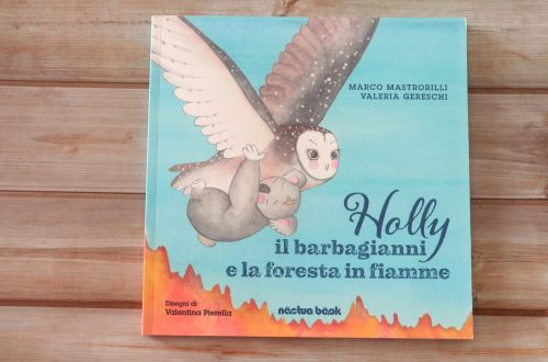 holly il barbagianni e la foresta in fiamme