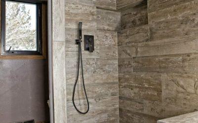 Amazing Master Shower Remodel