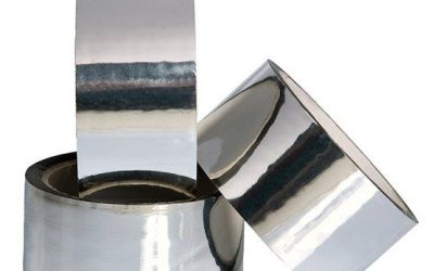 Metalized Aluminum Seal Tape