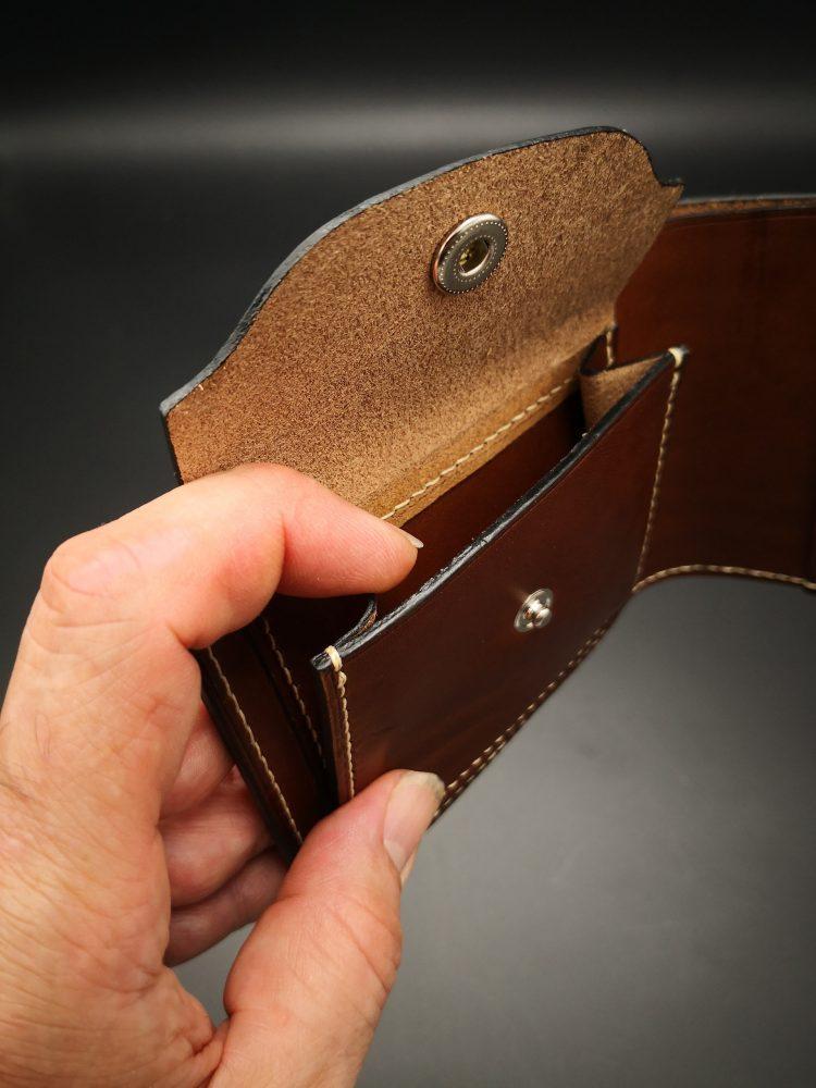 porte feuille cuir