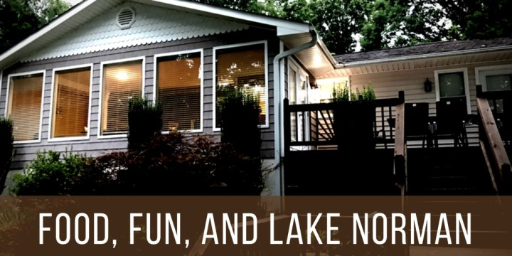 Food, Fun, and Lake Norman