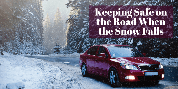 Keeping Safe on the Road When the Snow Falls